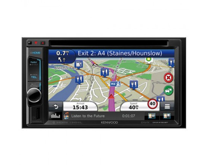 DVD Navigation Units